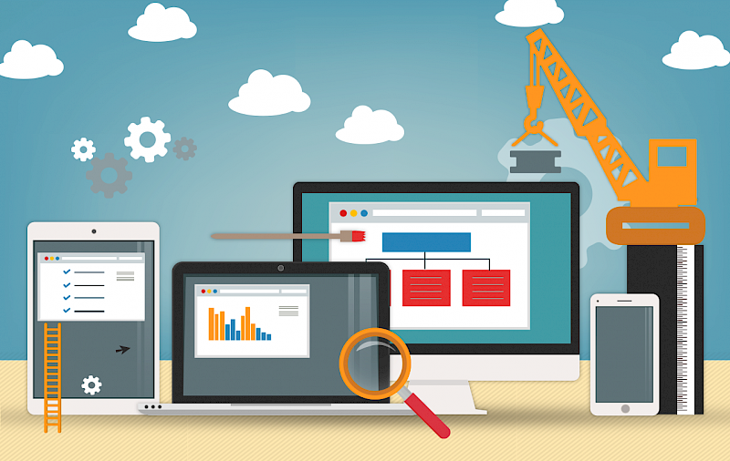 The Website Can Lend a Hand to Your Business Development